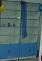 Стеллаж и витрина